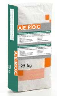 Штукатурка AEROC